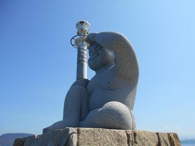 女木島鬼の灯台