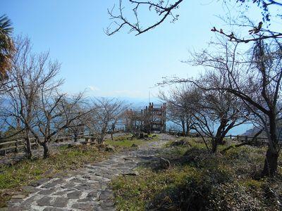 女木島鷲ヶ峰展望台3
