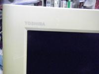 TOSHBA液晶テレビ14LS20重箱石05