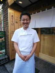 【新店】中華そば ます田-4