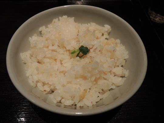 半鯛飯(200円)