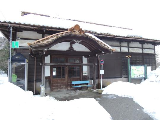 加賀一の宮駅跡