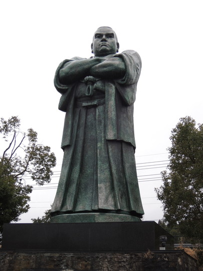 西郷公園(銅像)