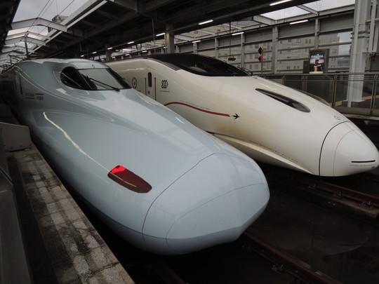鹿児島中央駅(さくら568号)