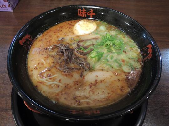 味千ラーメン(600円)