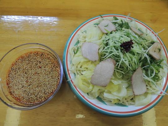 普通(そば1.5玉)(970円)