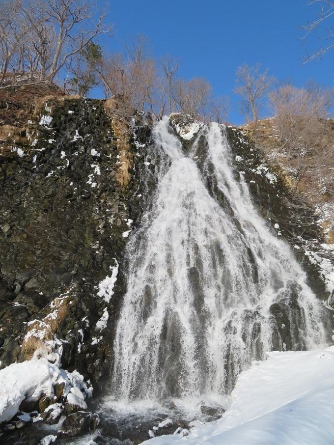 オシンコシンの滝 (2)