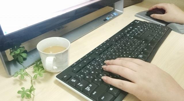 ブログ素材 パソコン