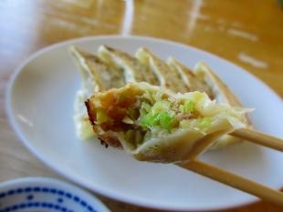 じんべい食堂 餃子 (2)