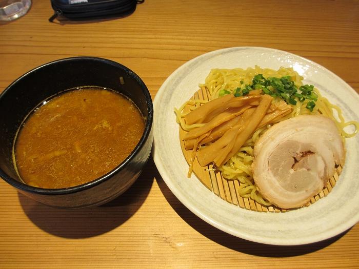 味勲拉 カレーツケ麺