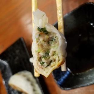 かずを シソ餃子 (2)