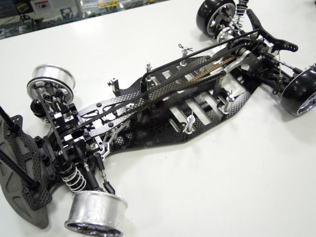 TRF414 残骸