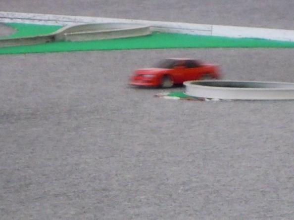 S13 コーナーリング①