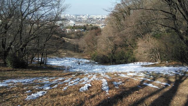 スキー場見たい!!!!長沼公園