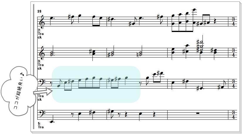 『ロンドン交響曲』のココが良い!!\(=▽=)/その4♪ピアノの音は分離して解りやすいカモしれんです。