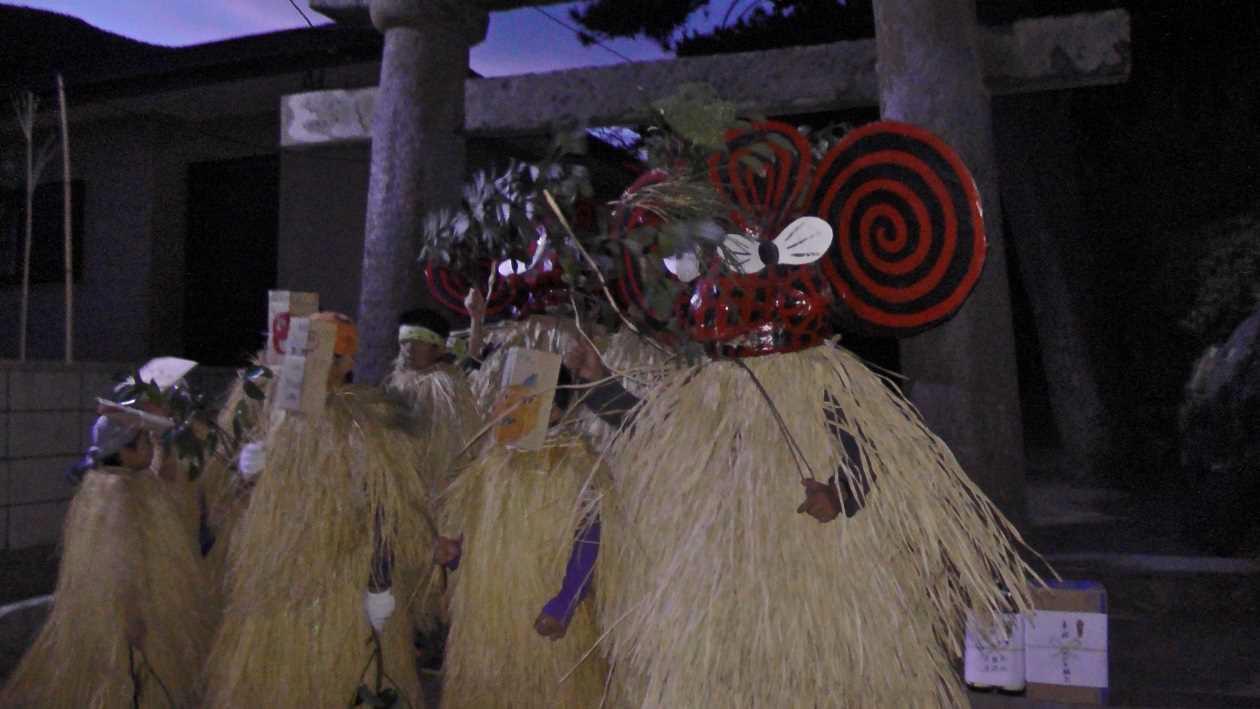 薩摩硫黄島メンドン、文化庁