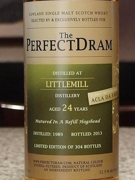 PerfectDram LITTLEMILL 1989_L600