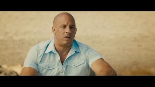 ff7-Vin Diesel talking