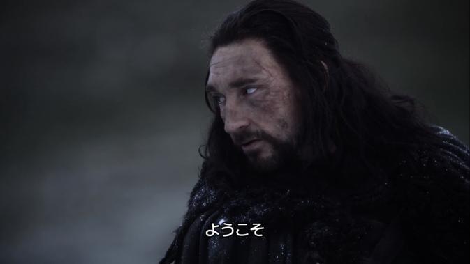 gots1e2-Joseph Mawle as Benjen Stark