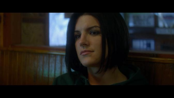 hywr-Gina Carano as Mallory