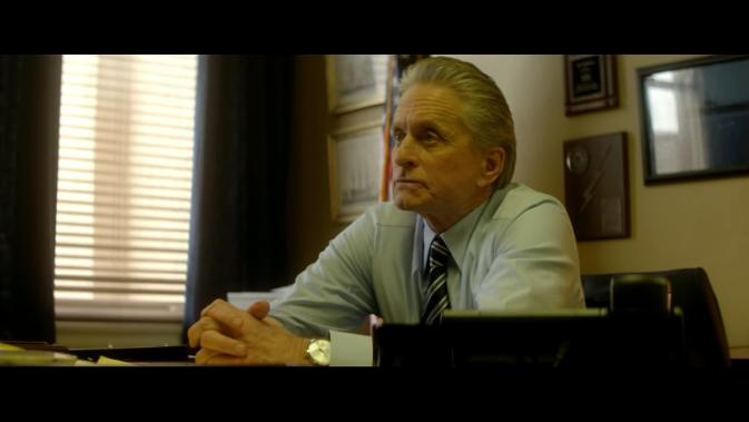 hywr-Michael Douglas as Alex Coblenz