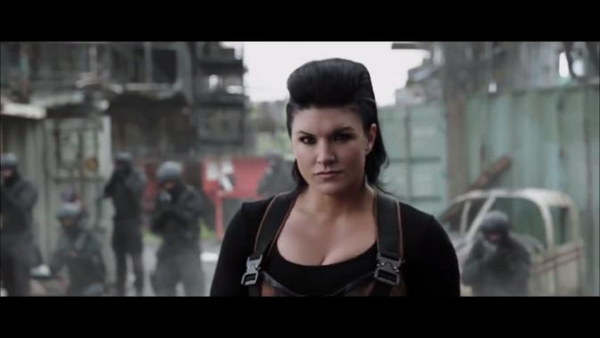 dp-Gina Carano as Angel Dust