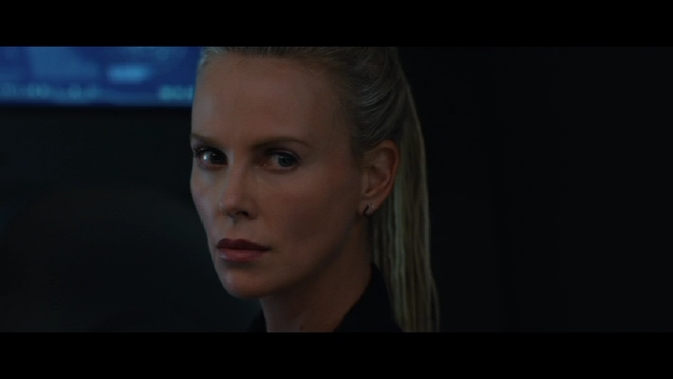 tfotf-Charlize Theron as Cipher