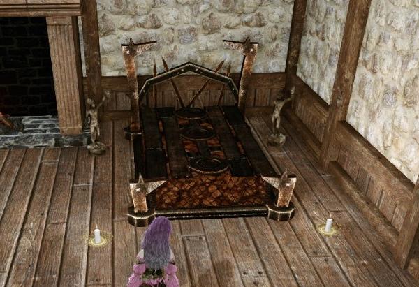 3月20日レッドホット荒野の家庭用ベッド