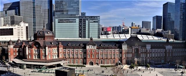 640P3020214東京駅前パノラマ