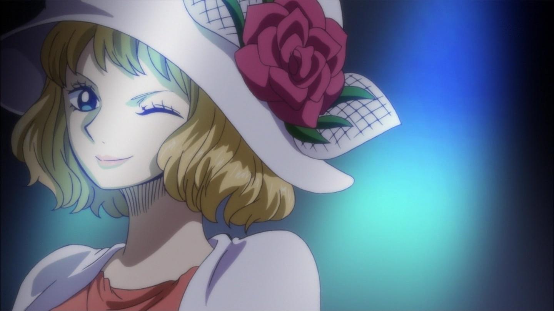 ワンピース アニメ ステューシー