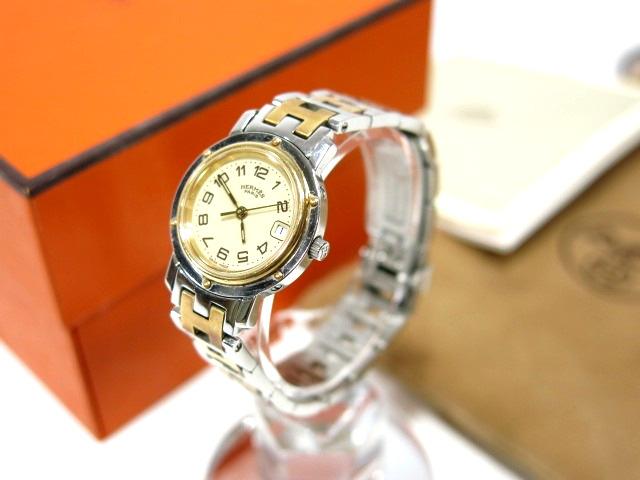 エルメス クリッパー レディース 腕時計