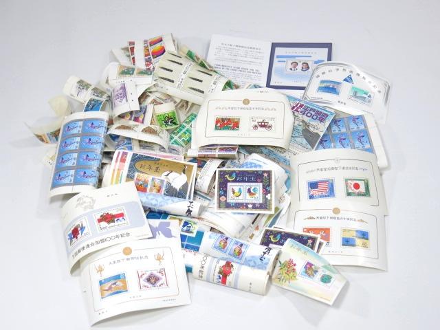 切手 シート バラ など