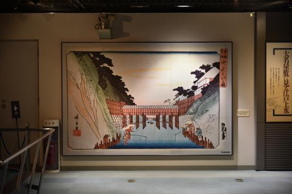 水道橋②東京都水道歴史館