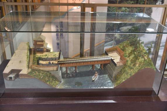 水道橋③東京都水道歴史館