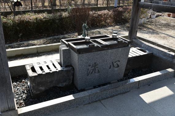 朝日氷川神社②