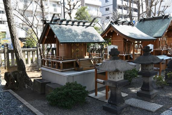亀戸香取神社⑦