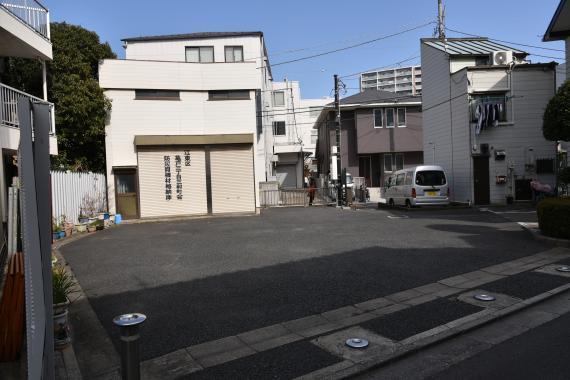 亀戸香取神社⑧神明宮