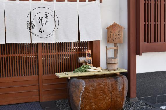 亀戸香取神社⑪亀戸5丁目