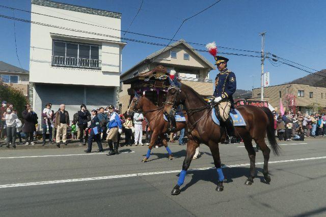 警察騎馬隊