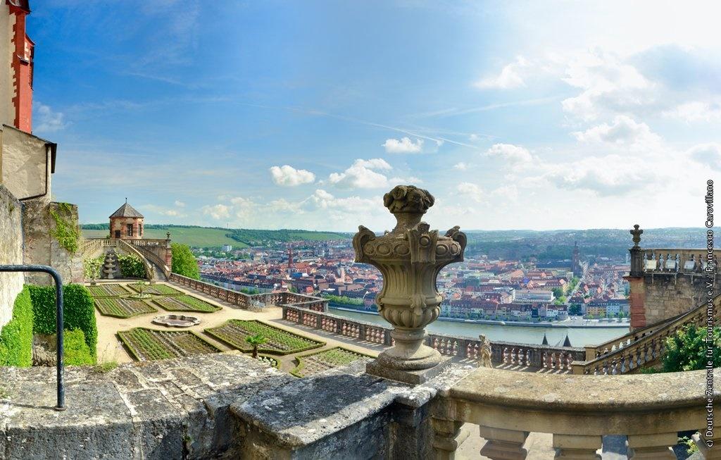 ヴュルツブルクの眺め