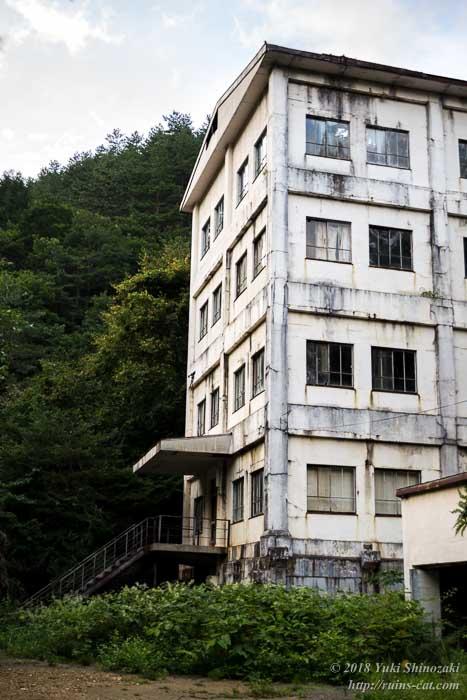 【田老鉱山】旧鉱山事務所