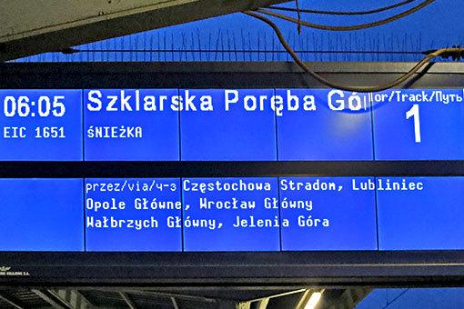 ポーランド国鉄