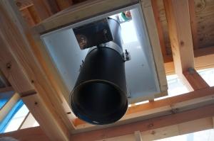 煙突設置3