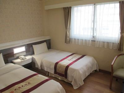 エバーラックホテルの部屋