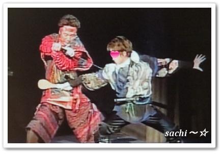 『センゴクプー』4(竜巻役:工藤順矢)☆