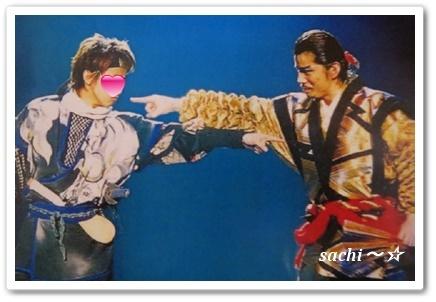 『センゴクプー』5(嵐山役:山本亨)☆