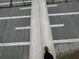 塩郷の吊橋2018-4