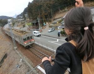塩郷の吊橋2018-6