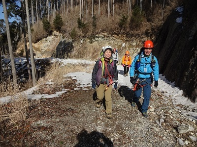 林道歩きDSC05870
