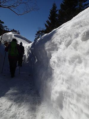 9雪の回廊
